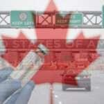 U.S. land border resuming to Canadians Nov. 8