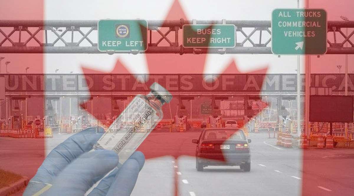 U.S. land border resuming to Canadians